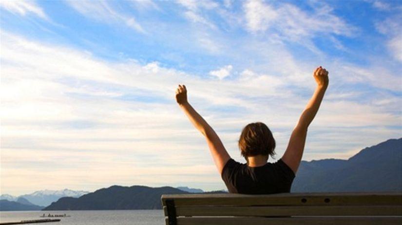 radosť, optimizmus, nálada