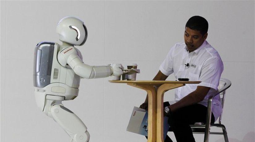 robot, ASIMIO