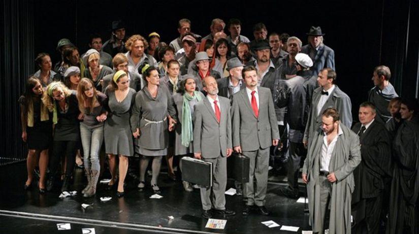 Cikkerova opera Coriolanus nestratila ani dnes...