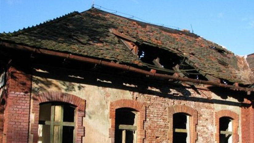 Železničná stanica, Stará Kremnička