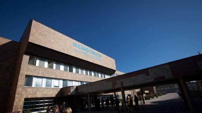 nemocnica, Antolská
