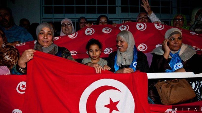 Tunisko, voľby, Ennahdá