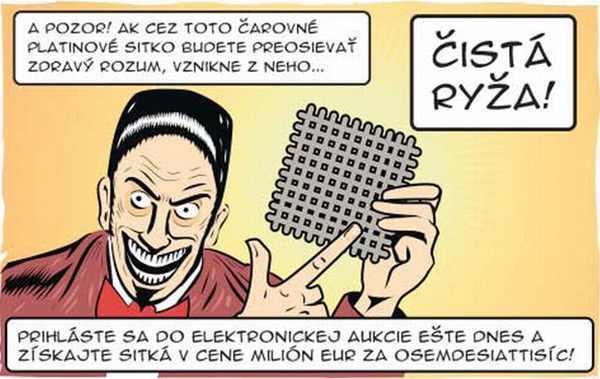 Karikatúra 08.11.2011