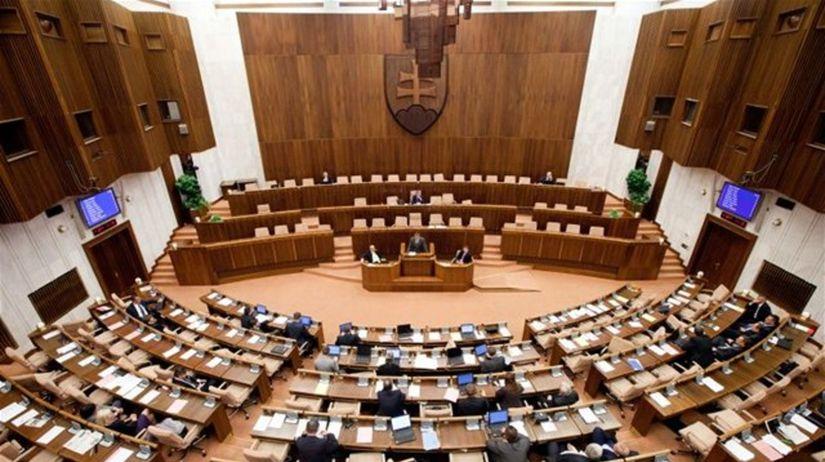 Národná rada, NRSR, parlament