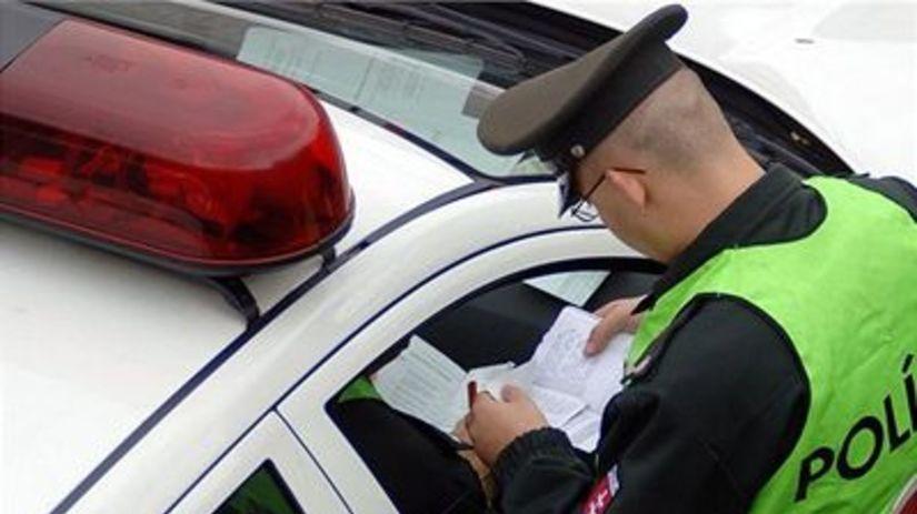 policajt, polícia, kontrola