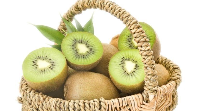 Kivi dokáže upraviť vysoký krvný tlak