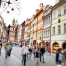 Praha, ľudia, profesia
