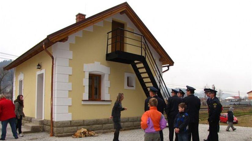 Kroner, dom, Staškov