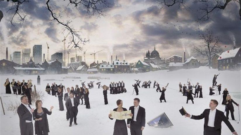 Filharmonický orchester z Osla reprezentuje na...