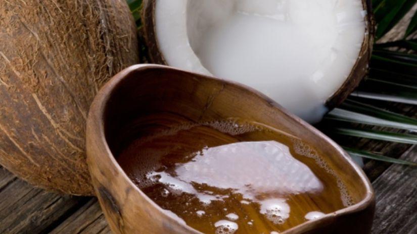 Kokosový olej má miesto v kuchyni aj pri...