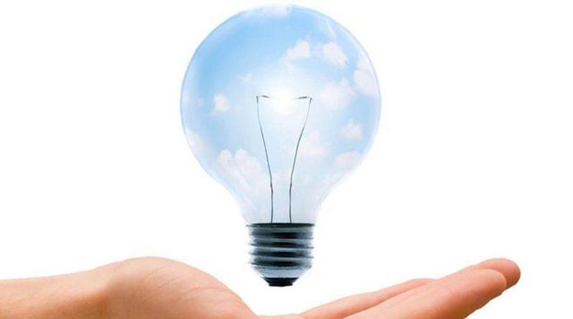 Elektrina, žiarovka, bývanie