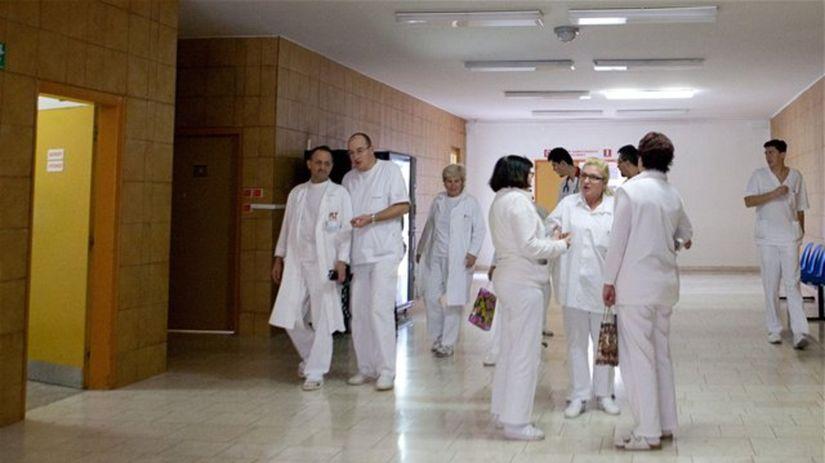 Lekári, nemocnica Antolská