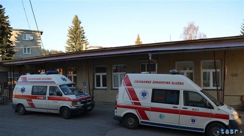 Sanitky, Hornooravská nemocnica