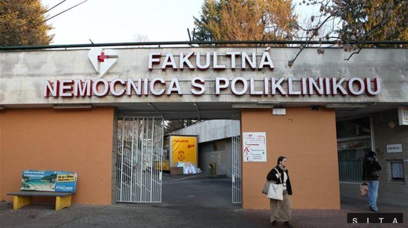 Žilinská Fakultná nemocnica s poliklinikou