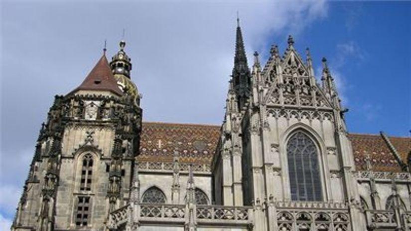 Košice, Dóm sv. Alžbety