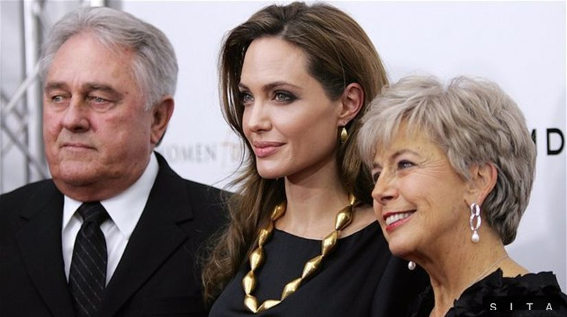 Bill Pitt,  Jane Pitt, Angelina Jolie
