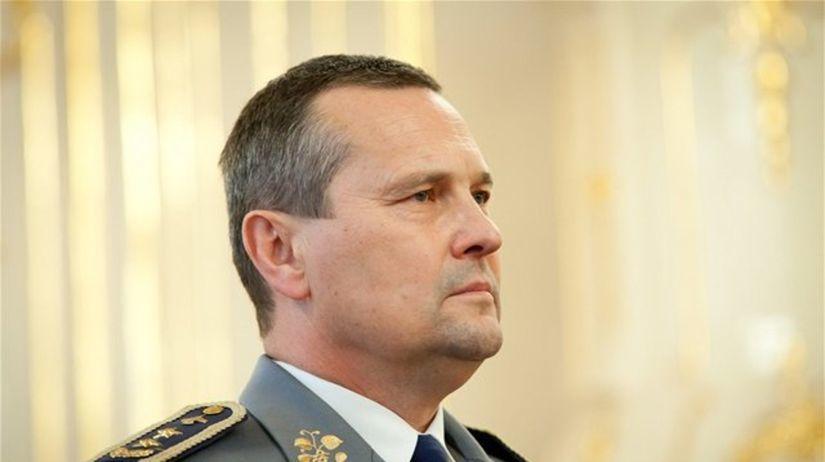 Peter Vojtek, náčelník Generálneho štábu...