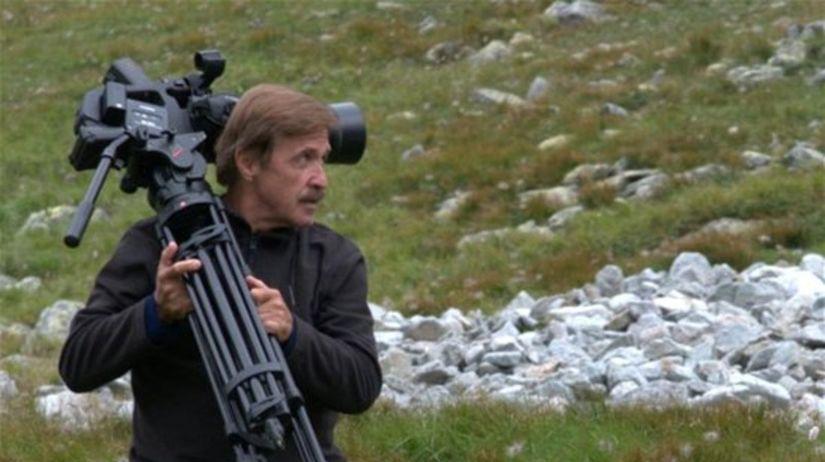 kameraman, Zdeno Vlach