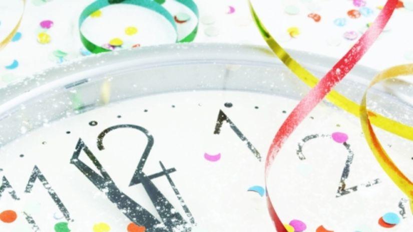 Anketa: Dávate si novoročné predsavzatia?