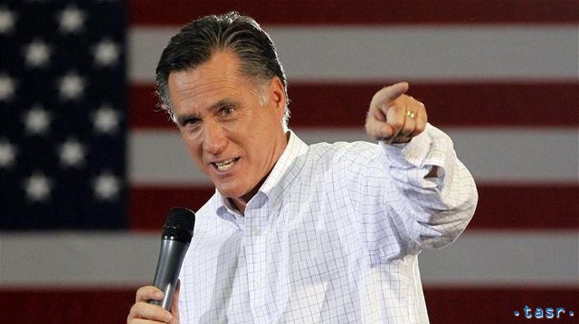 Mitt Romney, republikáni, predvolebná kampaň USA