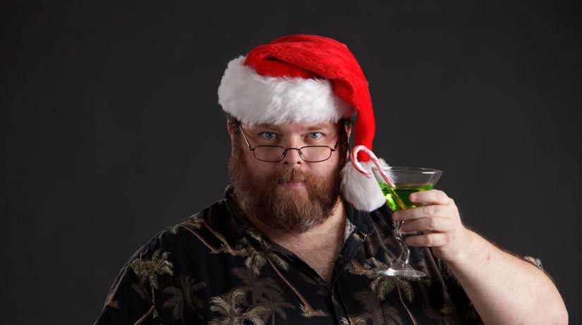 vianoce, jedlo, prejedanie, priberanie,...