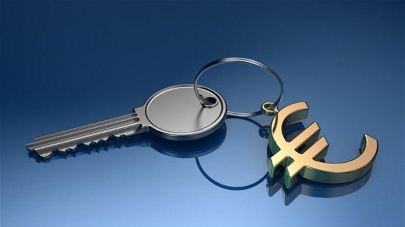 hypotéka, kľúče, stavebné