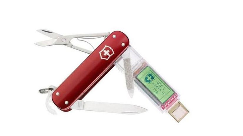 Victorinox SSD, švajčiarsky nožík, nôž