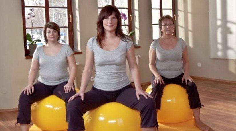 inkontinencia - cvičenie