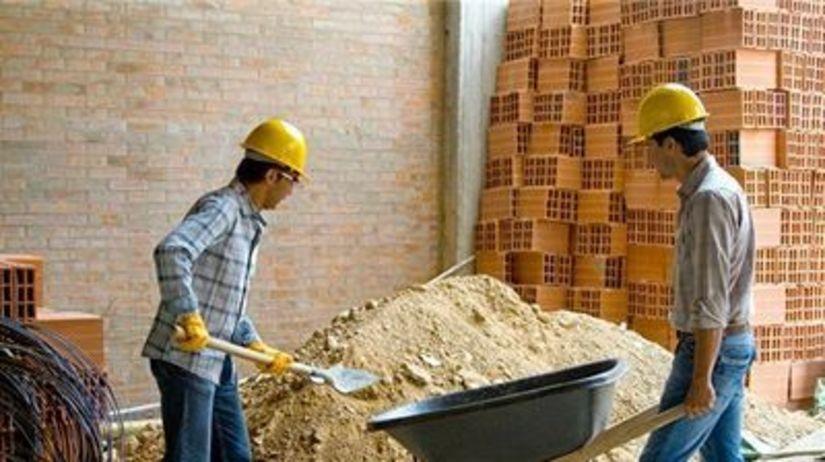 murár, stavba, fúrik, piesok, lopata, výstavba,...