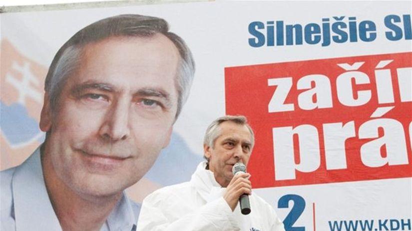 KDH, Figeľ, kampaň