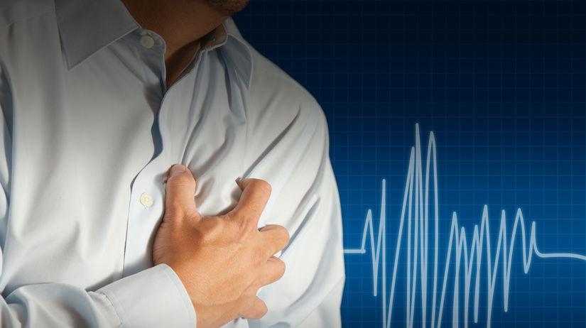 infarkt, srdce, bolesť, kardiak