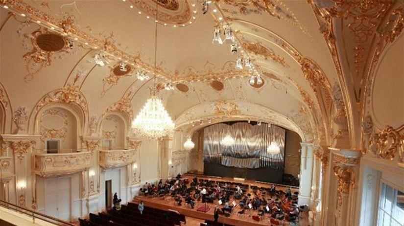 Reduta, Slovenská filharmónia, Bratislava
