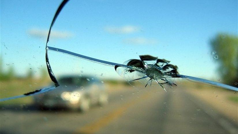 čelné sklo