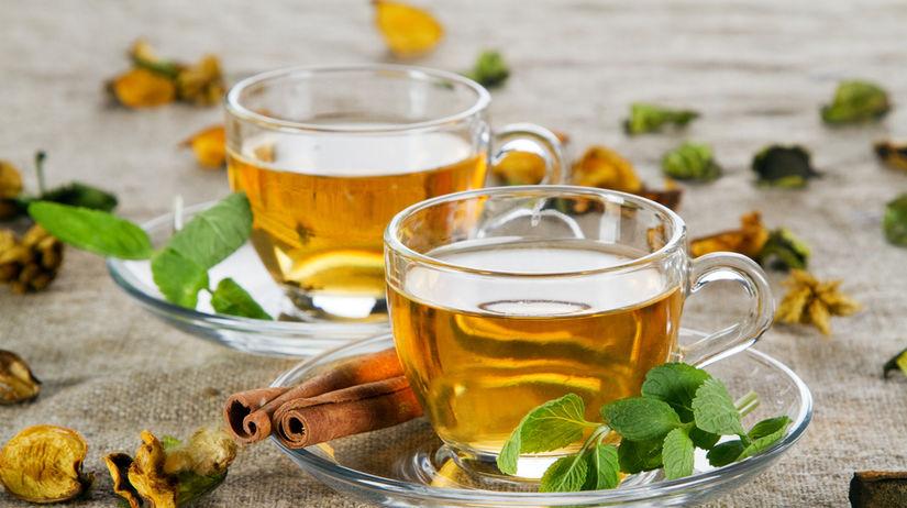 čaj, zelený čaj, drink, nápoj