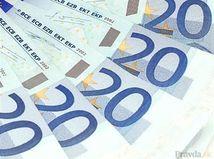 Peniaze, euro, bankovky