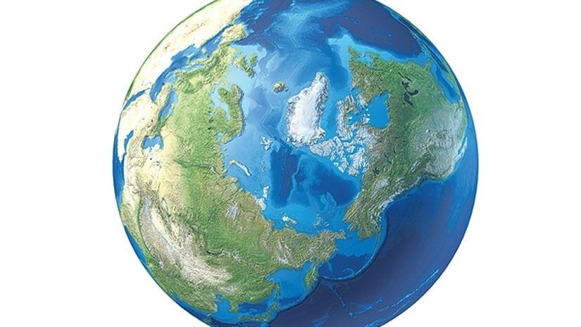 zemeguľa, planéta, Zem