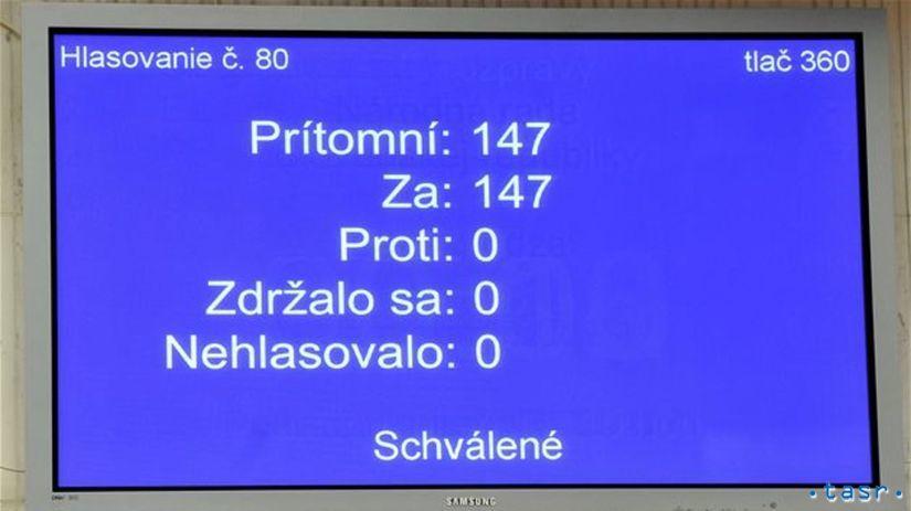 hlasovanie o zrušení priestupkovej imunity
