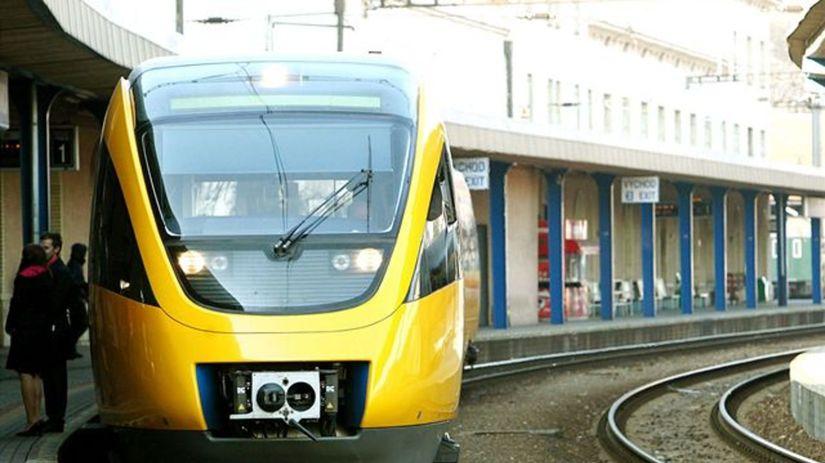 Vlak, RegioJet