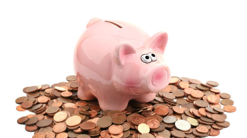 sporenie, vklad, úrok, termínovaný