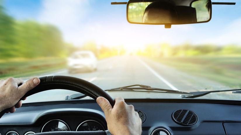 šofér, jazda, diaľnica, cestovanie, auto,...