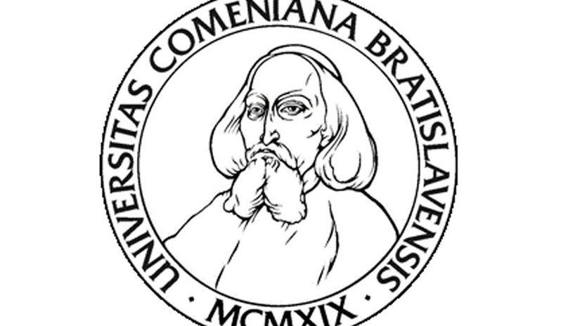 Univerzita Komenského - logo