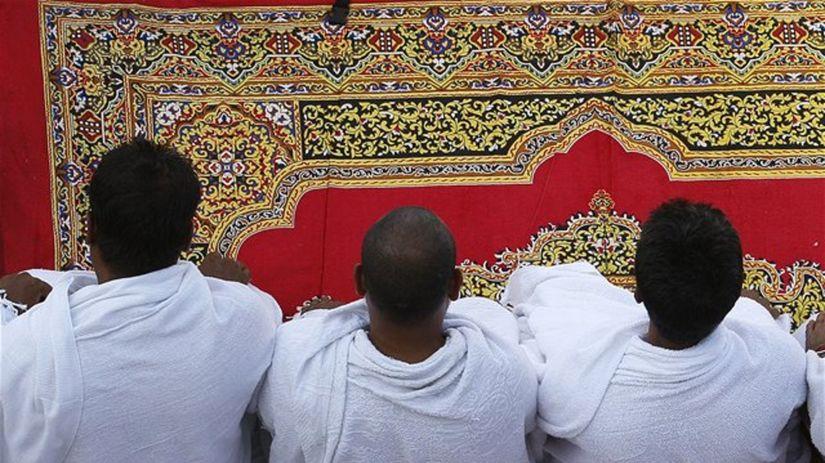 Mekka, pútnici, islam, modlitba, náboženstvo