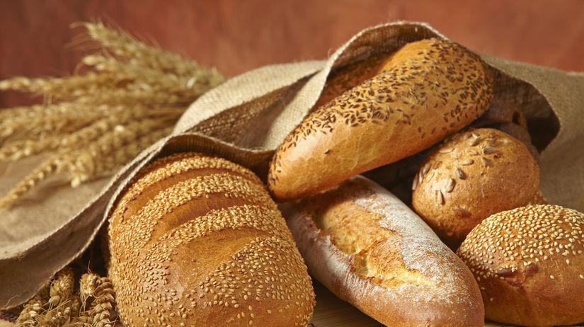 pečivo, chlieb, jedlo