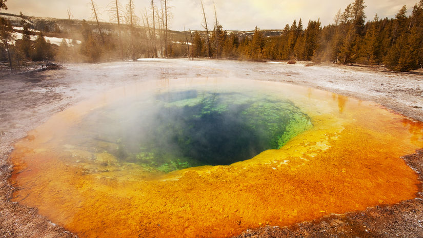 jazero, yellowstone