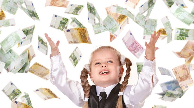 bonus, daňový, dieťa, sporenie, rodičovský,...