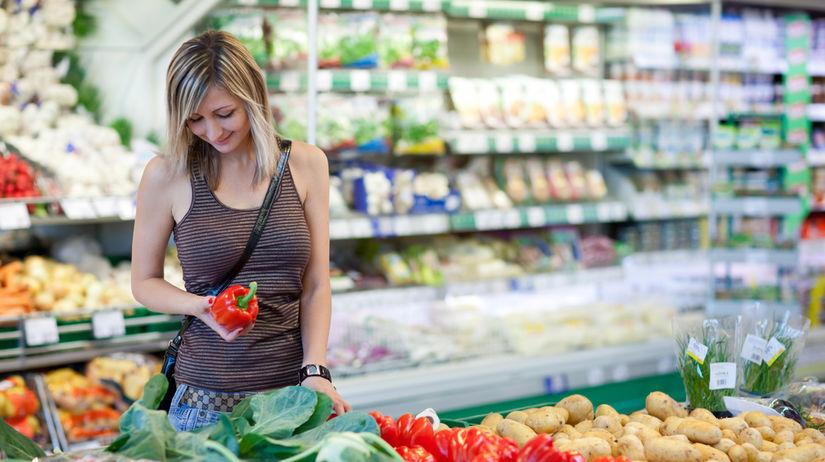 potraviny, nákup, obchod