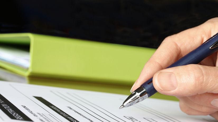 podpis, zmluva, dohoda