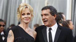 Oscar - červený koberec - Antonio Banderas