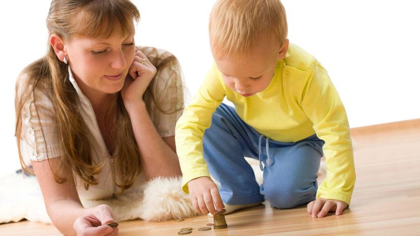 rodič, rodičovský, bonus, rodinia, materské,...