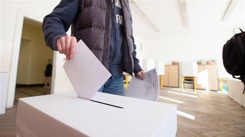voľby v Bratislave